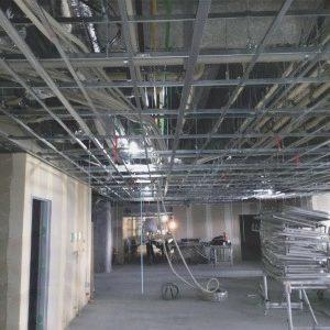 茨城県西部メディカルセンター様 院内ネットワーク配線工事