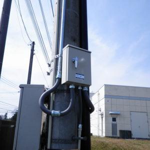 茨城県流域下水道事務所 ポンプ場高圧引込設備等改修工事